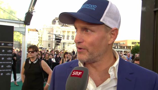 Video «Woody Harrelson Interview» abspielen