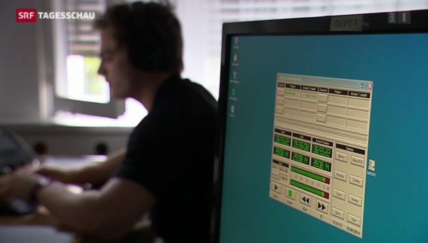 Video «Mehr Überwachung gegen organisierte Kriminalität» abspielen