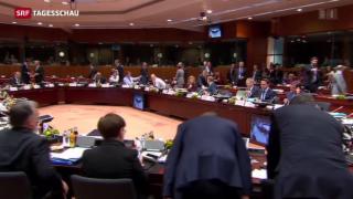 Video «Seilziehen in Brüssel» abspielen