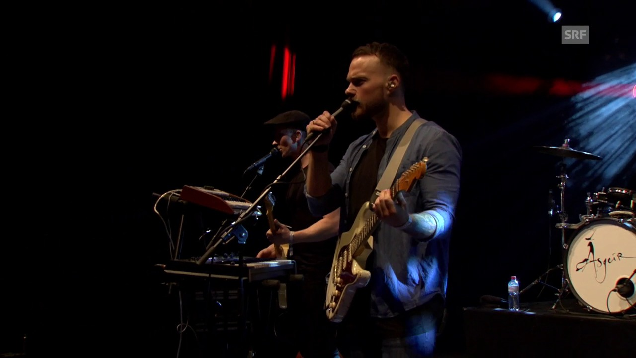 Ásgeir - «Torrent» Gurtenfestival