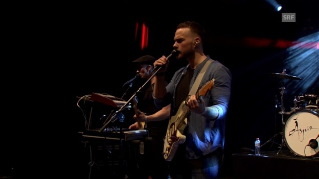Video «Ásgeir - «Torrent» Gurtenfestival» abspielen