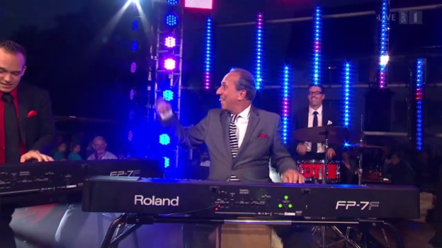 Video «Raymond Fein and Friends mit Boogie-Woogie» abspielen