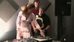 Video «Prinz Willam & Herzogin Catherine greifen zur Spraydose» abspielen