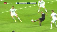 Link öffnet eine Lightbox. Video Karabach steht dank Auswärtstor in der Champions League abspielen
