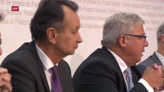 Video «Umsetzung der MEI soll leicht verschärft werden» abspielen