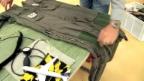 Video «Erfinder entwickelt neuen Piloten-Anzug» abspielen