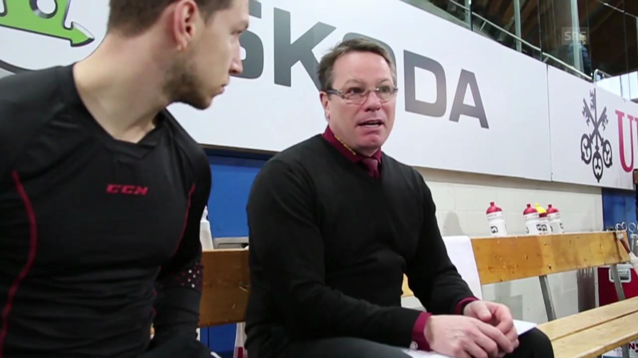 Eishockey: Spengler Cup, Servette Inside («sportlive», 29.12.2013)