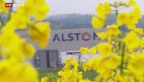 Video «Alstom: Schweizer Standort zittert» abspielen