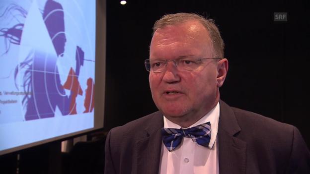 Video «Longchamp zur Rolle der FDP für den Entscheid» abspielen