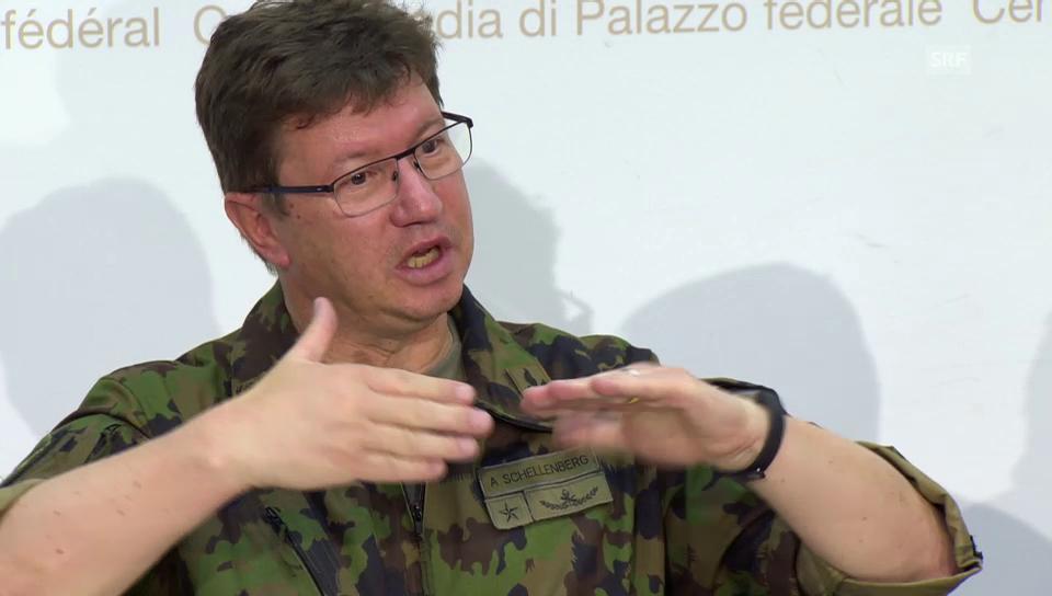 Aldo Schellenberg declera l'accident