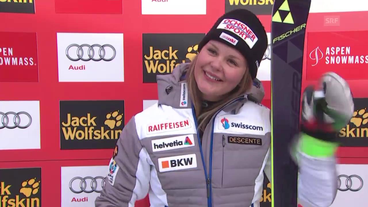 Ski Alpin: Slalom in Aspen