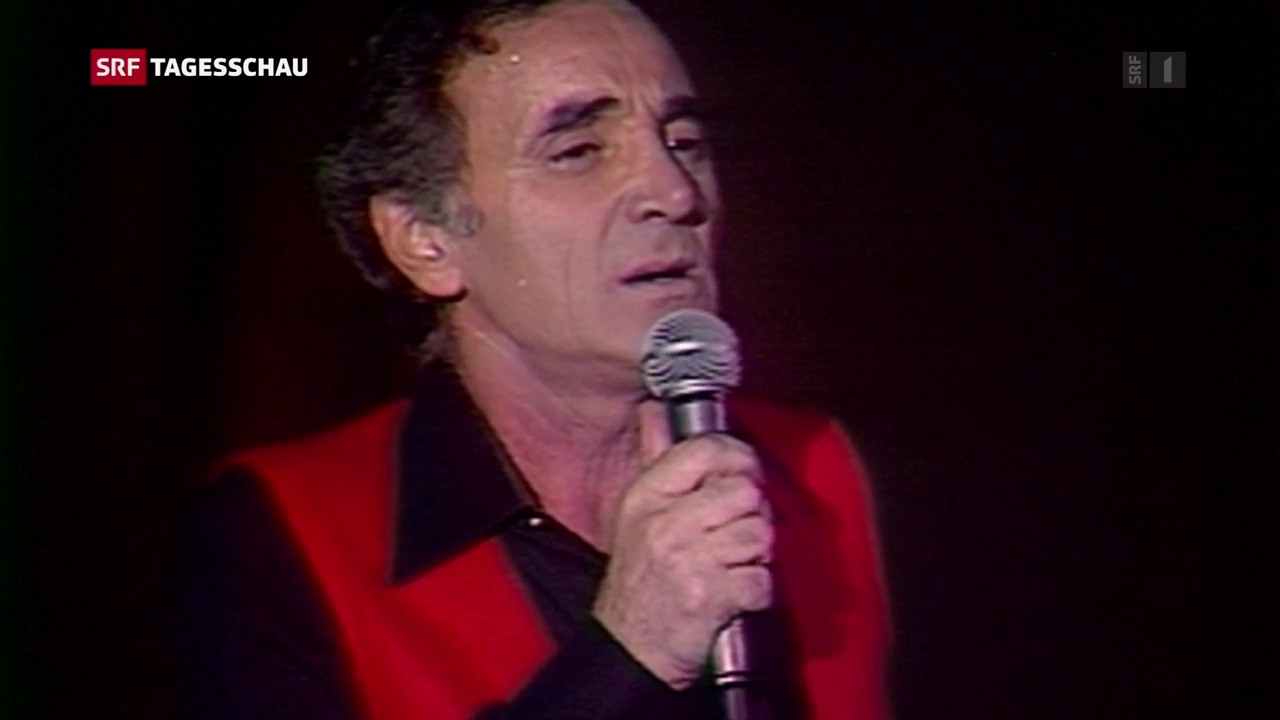 Musikwelt in Trauer: Charles Aznavour ist tot