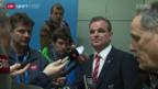 Video «Eishockey: Sean Simpson im Interview» abspielen