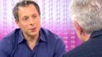 Video «Zu Gast: «Meteo»-Moderator Thomas Kleibe» abspielen