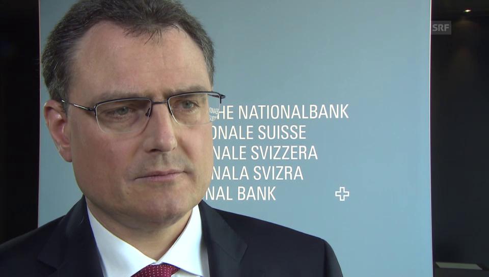 Die SNB bereitet sich auf verschiedene Szenarien vor