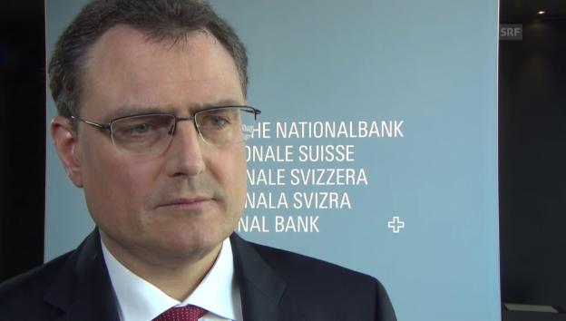 Video «Die SNB bereitet sich auf verschiedene Szenarien vor» abspielen