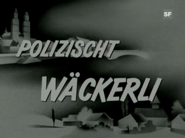 Video «Polizischt Wäckerli» abspielen