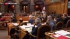 Video «Das Parlament hat das letzte Wort beim UNO-Migrationspakt» abspielen