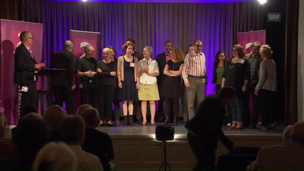 Video «25 Jahre Kontext – die Jubiläumssendung» abspielen