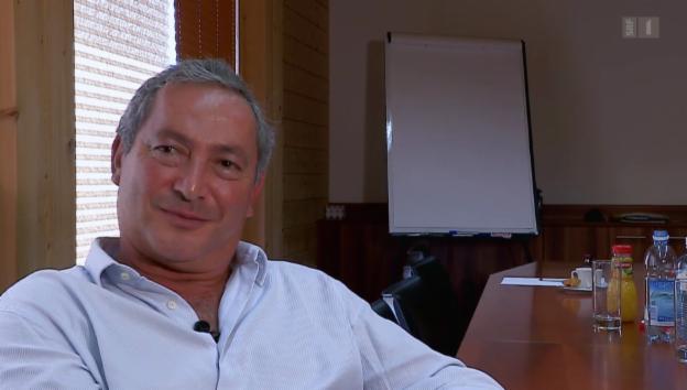 Video «Der Pakt von Andermatt – Vom Alpendorf zum Luxusresort» abspielen