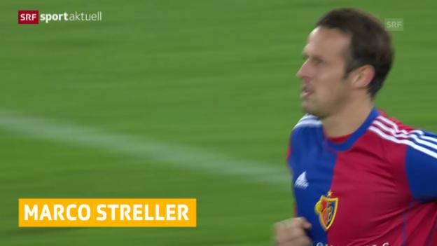 Video «Fussball: Rekurs gegen Streller-Sperre abgewiesen («sportaktuell»)» abspielen
