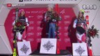Video «2 Schweizerinnen in Oslo auf dem Podest» abspielen