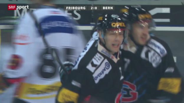 Video «Freiburg-Bern («sportaktuell»)» abspielen