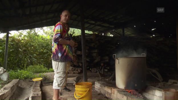 Video ««Don Gerardo ist für mich ein grosses Geschenk»» abspielen
