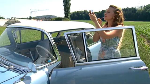 Nina Havel auf Zeitreise