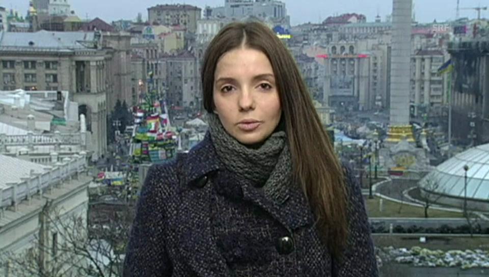 Jewgenia Timoschenko zum Schicksal ihrer Mutter