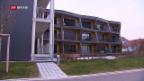 Video «Mietwohnungen werden erschwinglicher» abspielen