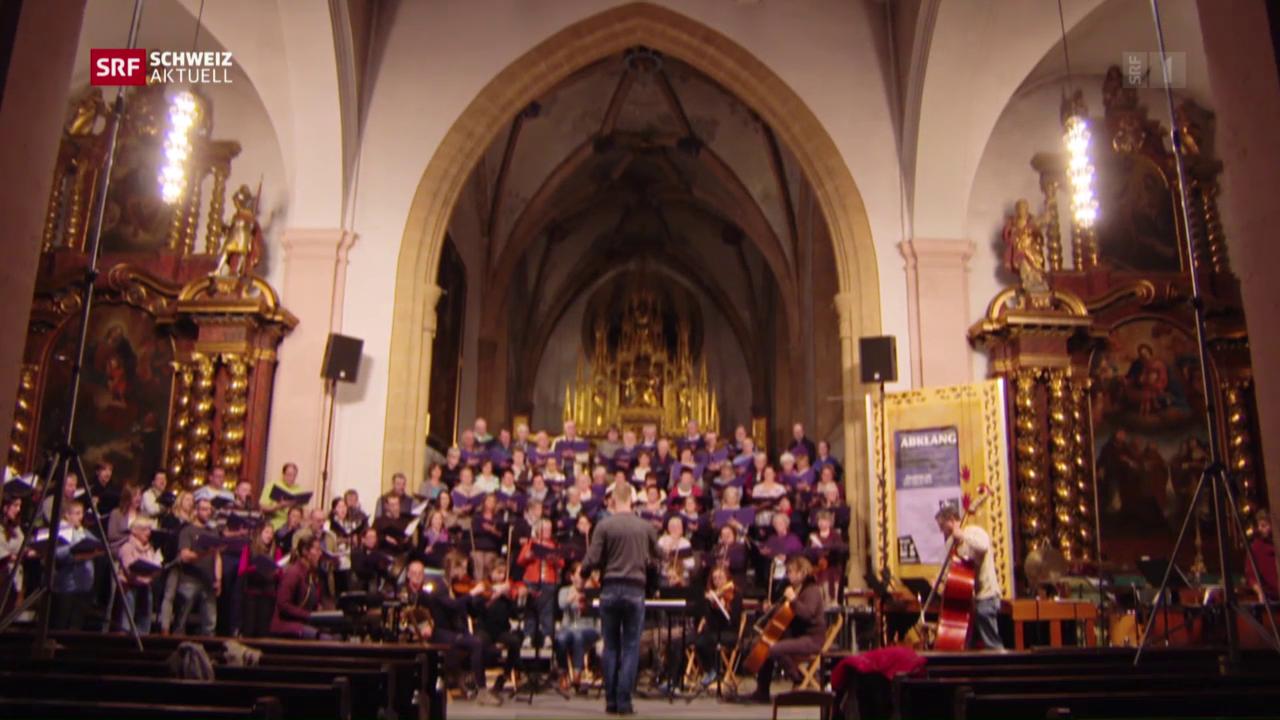 Kirchenglocken als Musikinstrumente