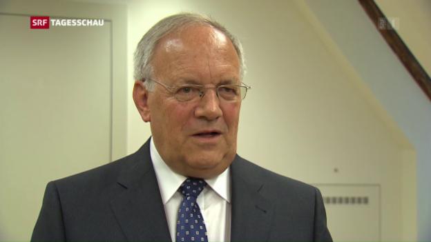 Video «Kein Treffen zwischen Juncker und Schneider-Ammann» abspielen