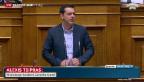 Video «Griechenlands Sparpläne» abspielen