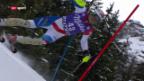 Video «Ski alpin: Ramon Zenhäusern überzeut in Wengen» abspielen