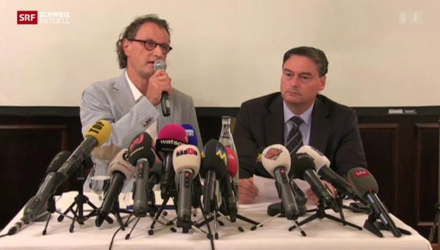Video «Schweiz aktuell vom 19.08.2014» abspielen