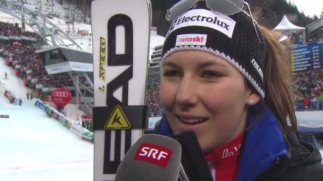 Slalom-WM: Interview Holdener