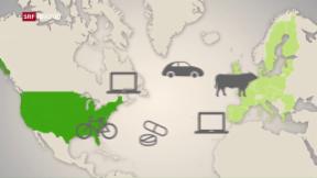 Video «Umstrittenes Freihandelsabkommen» abspielen