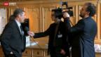 Video «Oskar Freysinger neuer Chef von Christian Varone» abspielen
