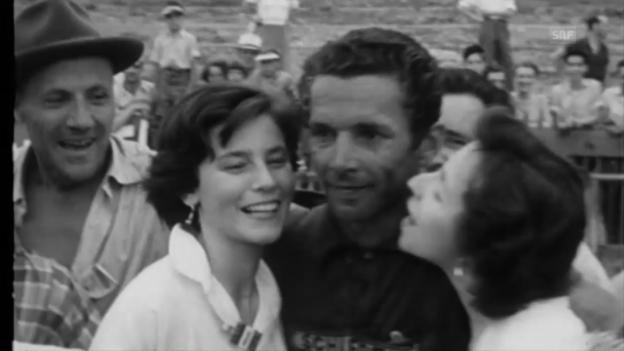 Video «Die Tour de France in der Schweiz» abspielen
