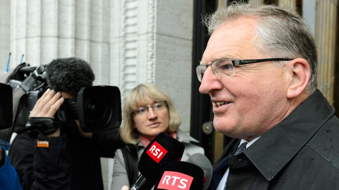 Zweitwohnungsinitiant Philippe Roch freut das Urteil des Bundesgerichts