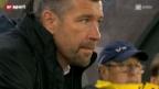 Video «Fussball: FC Zürich entlässt Urs Fischer» abspielen