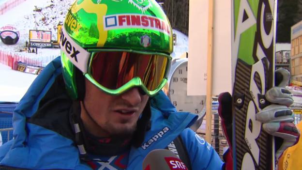 Video «Ski alpin: Vail 2015, Paris zur Birds of Prey» abspielen