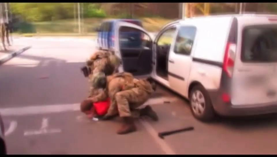Terror-Verdacht: Franzose in Ukraine verhaftet