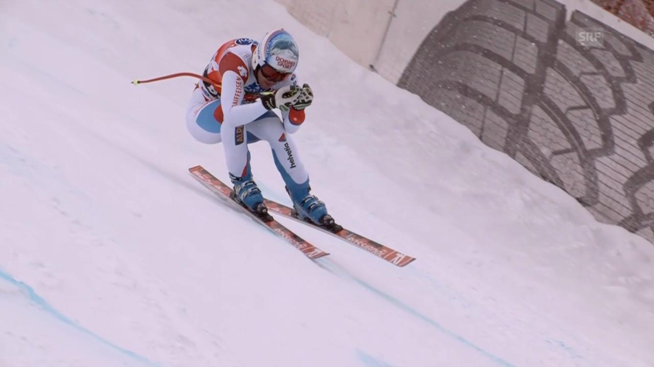 Ski: Weltcup, Abfahrt Männer Bormio