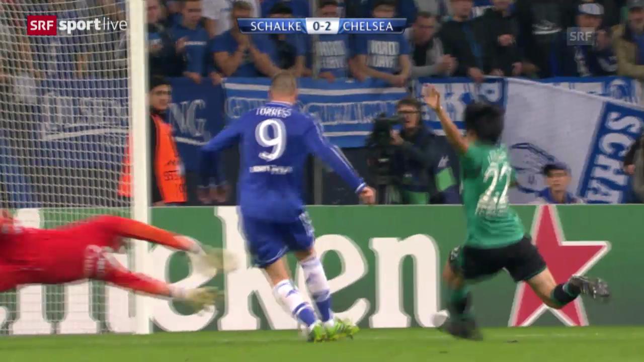 Zusammenfassung Schalke - Chelsea («sportlive»)