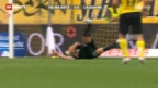 Video «Fussball: Young Boys - Lausanne» abspielen