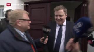 Video «Politisches Wirrwarr wegen «Panama Papers» » abspielen