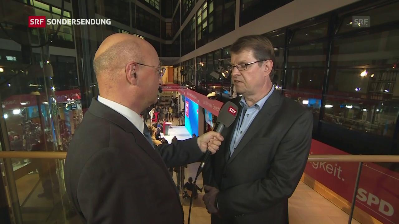 Die SPD will in die Opposition. Was verspricht sie sich davon?