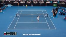 Link öffnet eine Lightbox. Video Wie bitte? Federers Punkt zum 4:1 abspielen